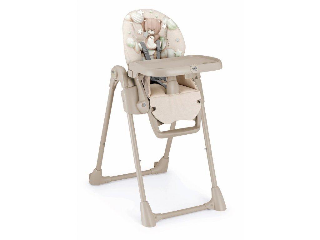 Cam jídelní židlička Pappananna col. 242