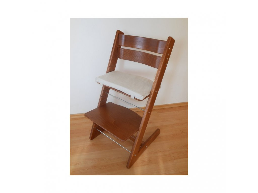 Jitro Klasik rostoucí židle Ořech