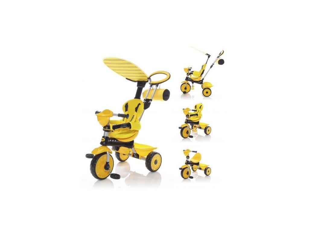 Zopa tříkolka ZooGo Bee