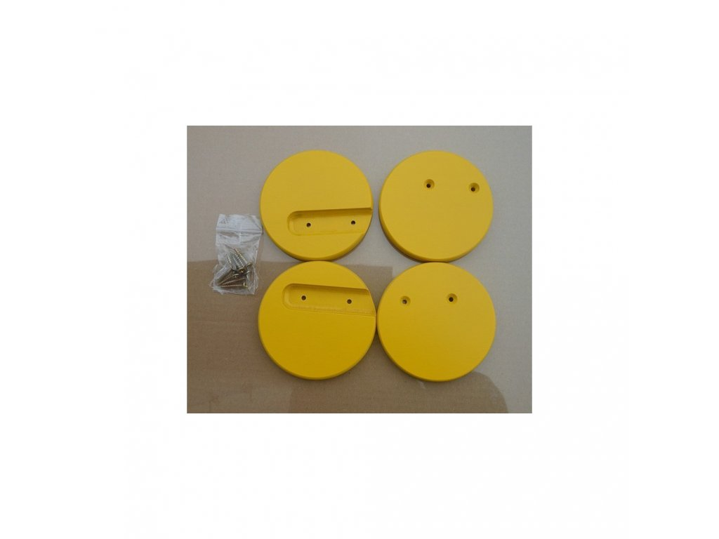 Jitro Stabilizační botičky žluté