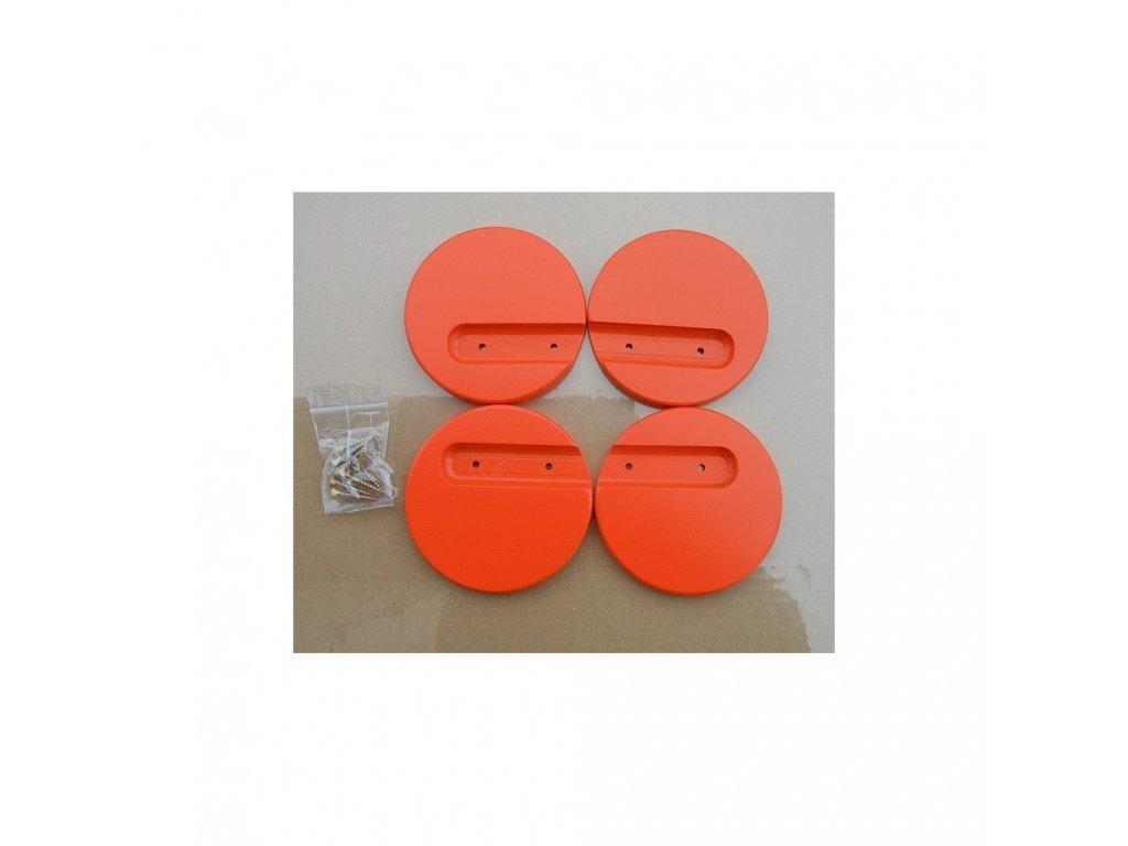 Jitro Stabilizační botičky oranžové