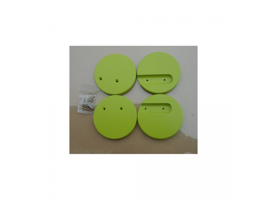 Jitro Stabilizační botičky světle zelené