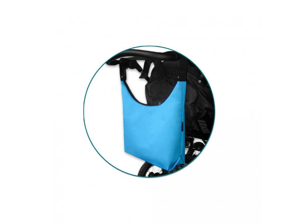 Taška na kočárek - Simply Bag - tyrkys