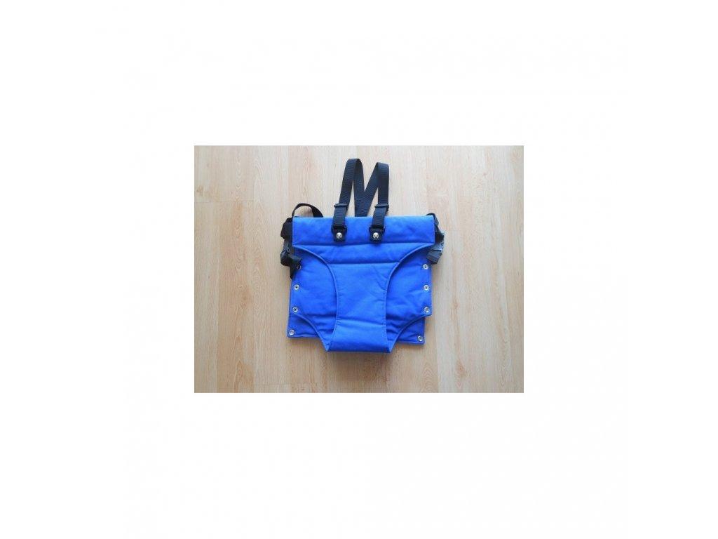 Jitro Vatelínové kalhotky  modré