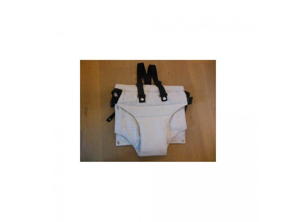 Jitro Vatelínové kalhotky  lněné