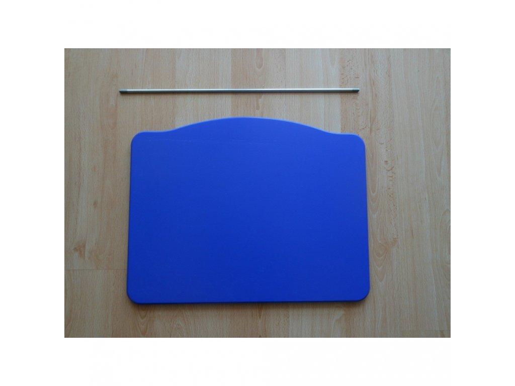 Jitro Stupínek k rostoucí židli  modrý