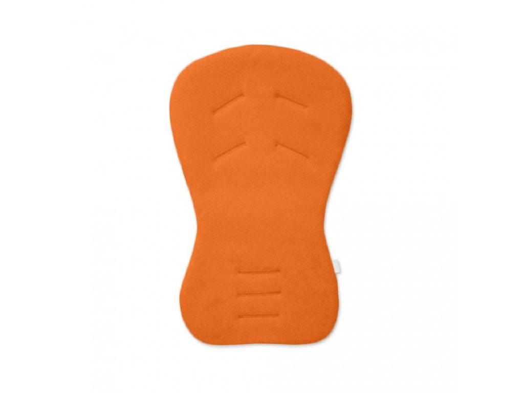 Vložka do kočárku Maxi oranžová