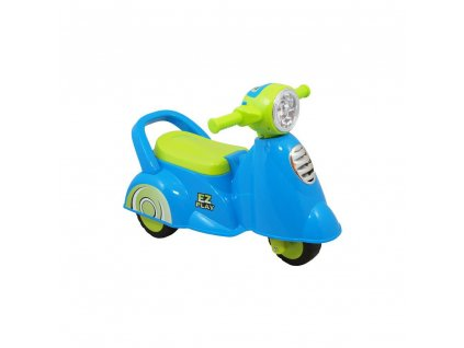 Dětské jezdítko se zvukem Baby Mix Scooter modré
