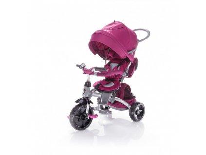 Zopa tříkolka Citigo Mulberry Pink