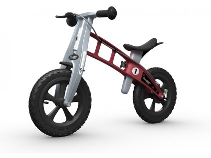 Cross red FirstBike0030