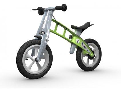 Street green FirstBike0045