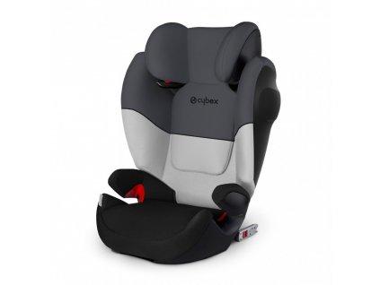 Cybex autosedačka Solution M-Fix Gray Rabbit 2020