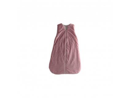 Kaarsgaren Dětský spací pytel růžový 90 cm nezateplený