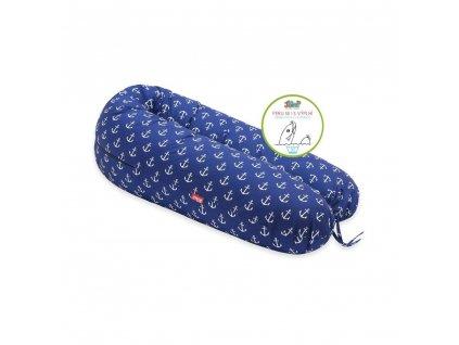 Scamp Kojící polštář Ancora Blue