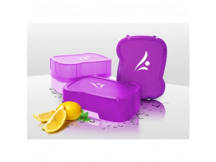 FreeWater zdravý box fialový