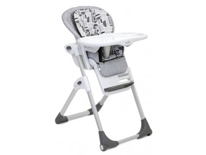 Joie jídelní židlička Mimzy 2in1 Logan