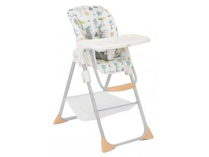 Joie jídelní židlička Snacker 2v1 2020 Pastel Forest