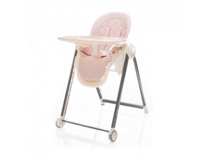 Zopa jídelní židlička  Space Blossom Pink