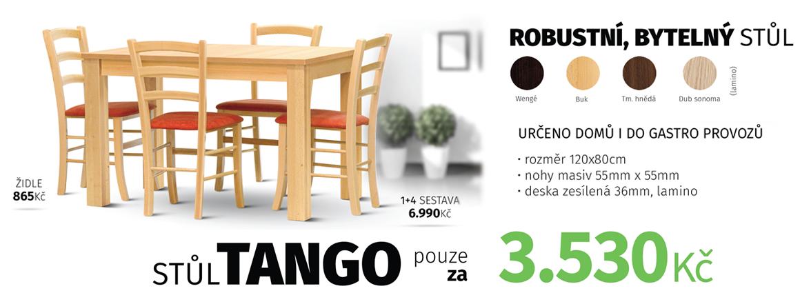 Stůl Tango