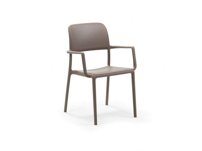 Plastová židle RIVA