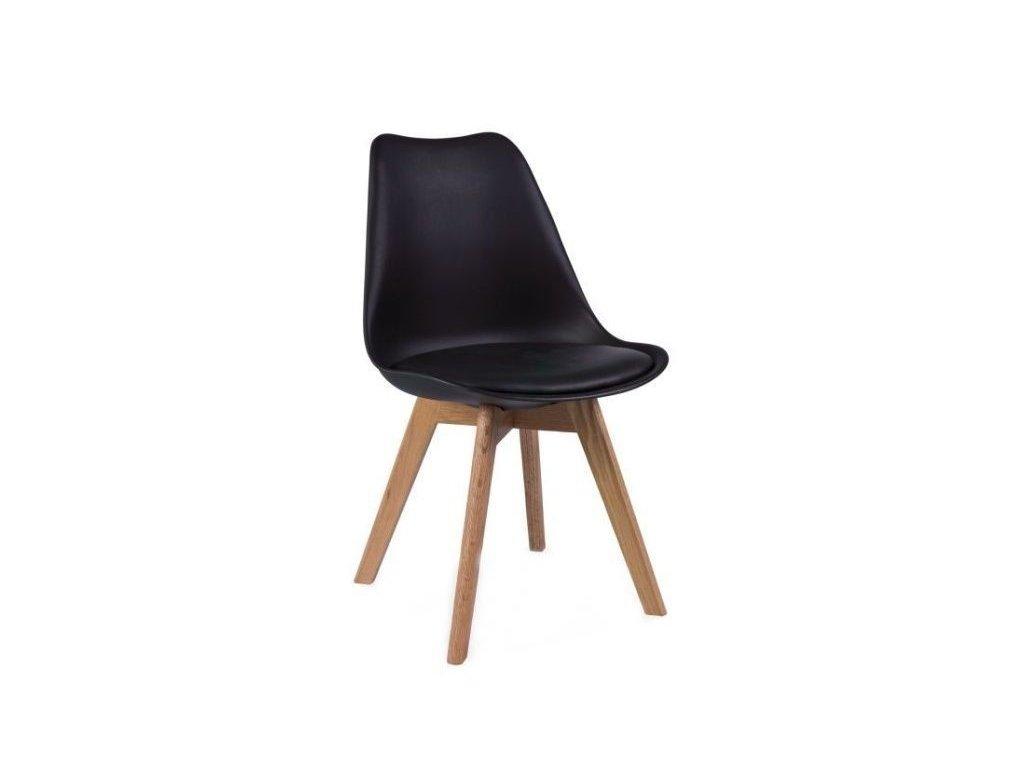 Jídelní židle PORTO - černá