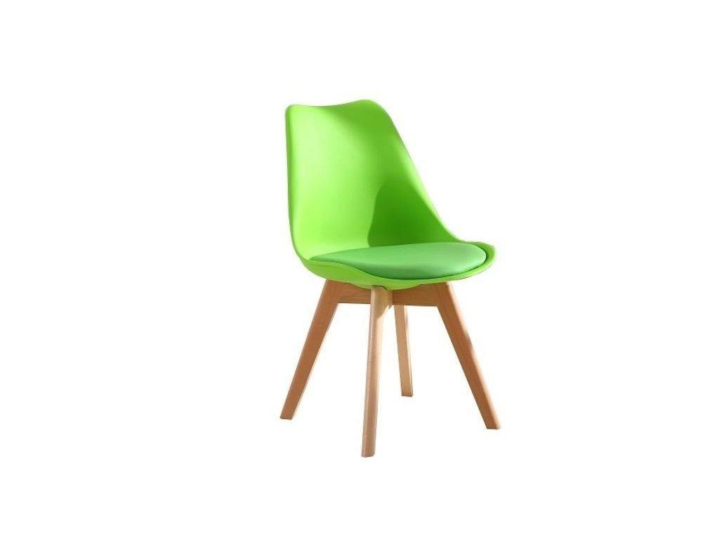 Jídelní židle PORTO - zelená