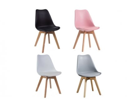 Jídelní židle PORTO - 4 ks mix dle Vašeho výběru