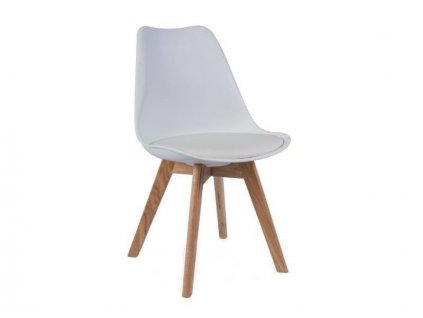 Jídelní židle PORTO - bílá