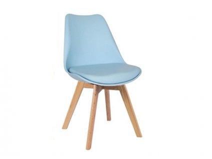 Jídelní židle PORTO - modrá