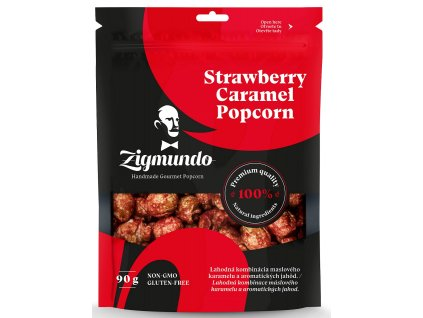strawberry 100g s popcornom web