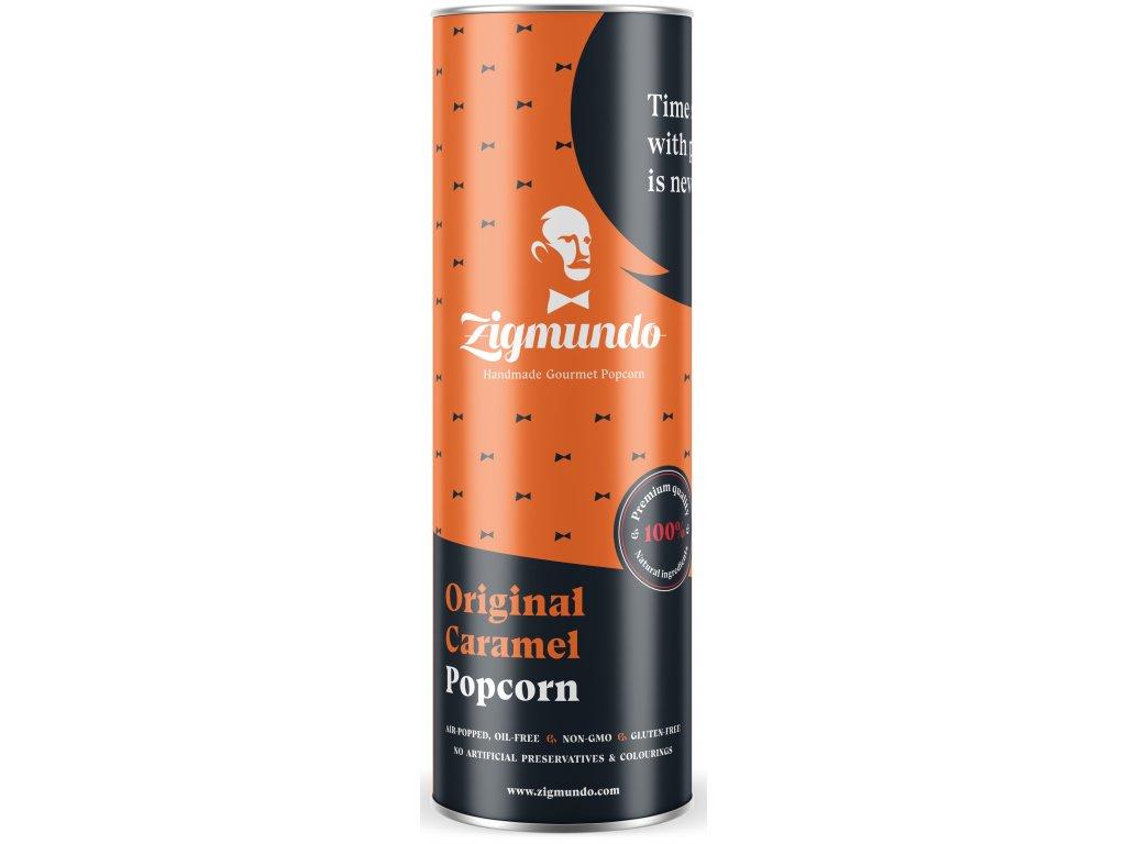 zigmundo tubus original caramel mockup web