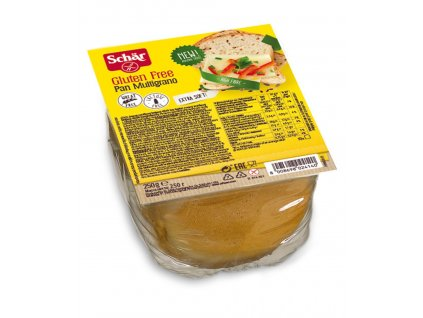 Pan Multigrano 250g