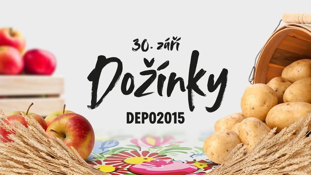 Účastníme se Dožínek 30.9. v Depo 2015 Plzeň