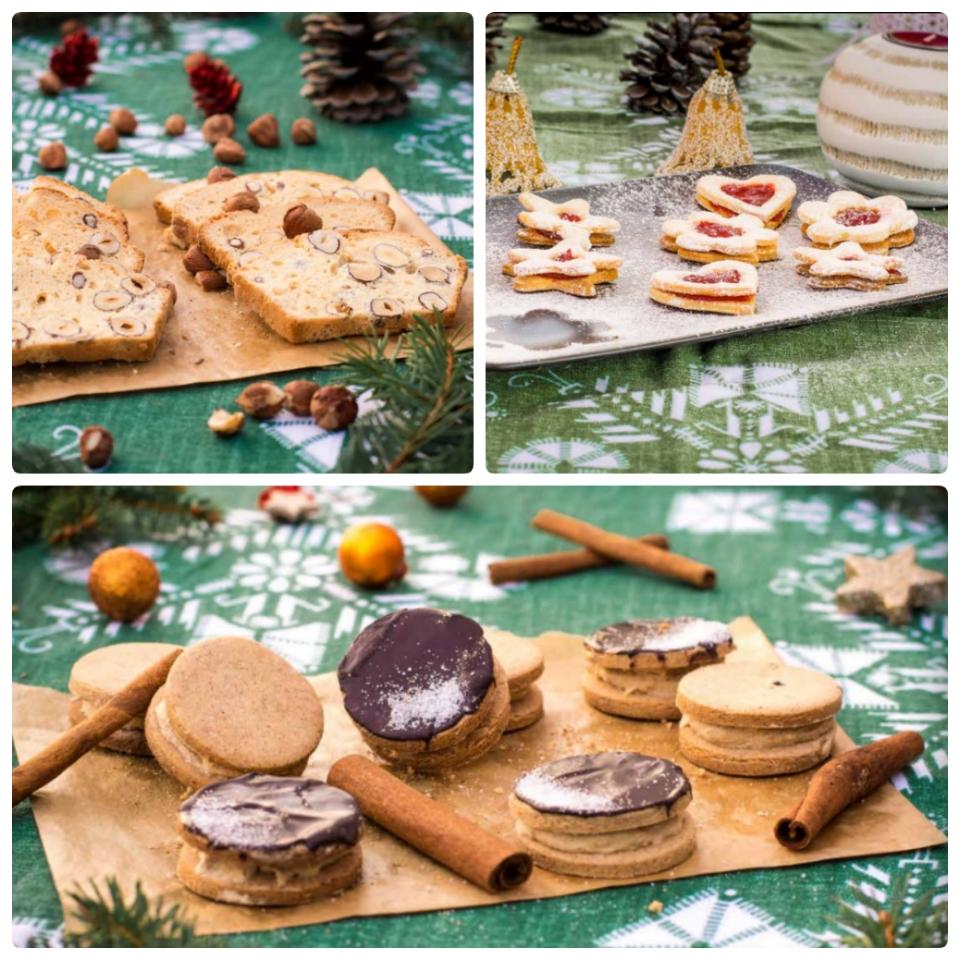 Vánoční pečení ze směsí RUMINI