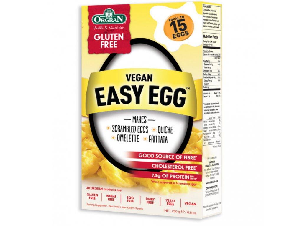 EASY EGG Náhrada vajec- 15ks