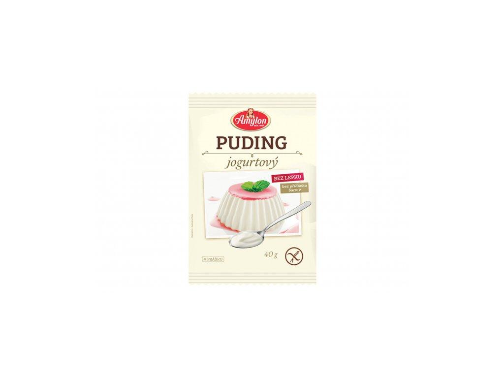 puding jogurtový