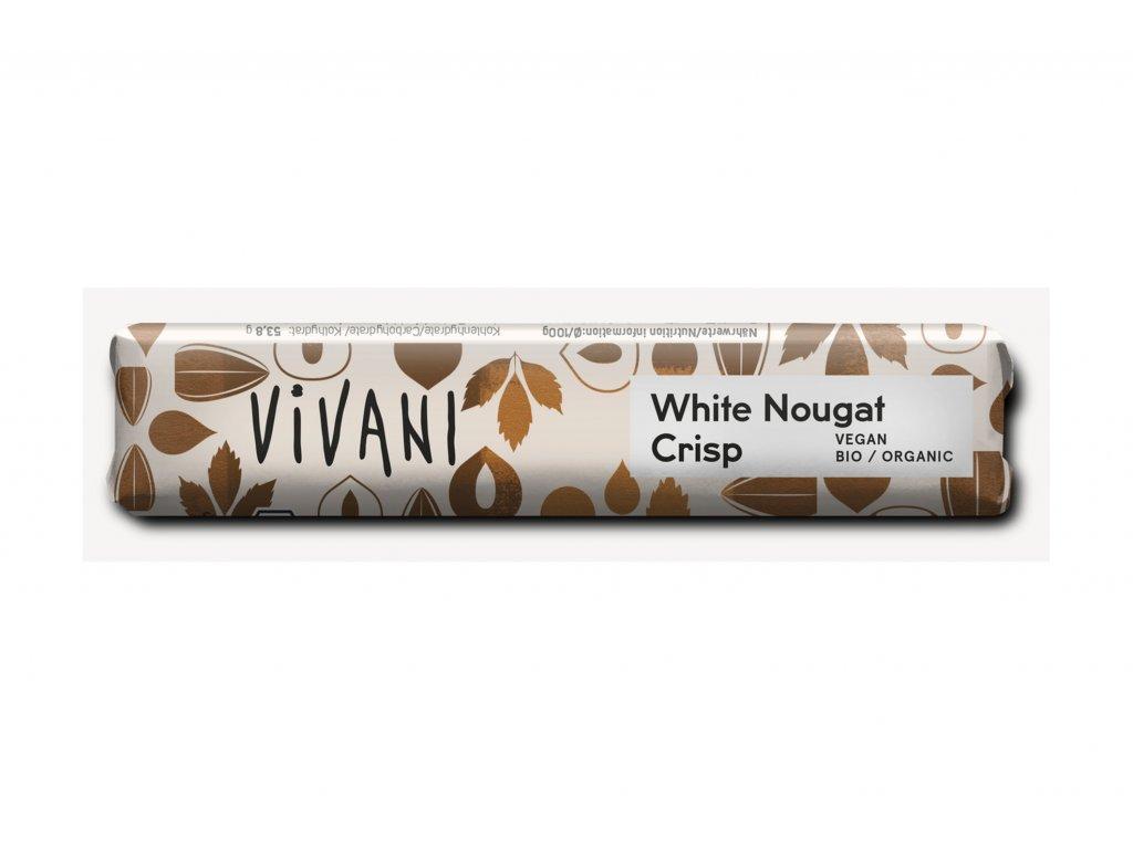 vivani nugát bílá