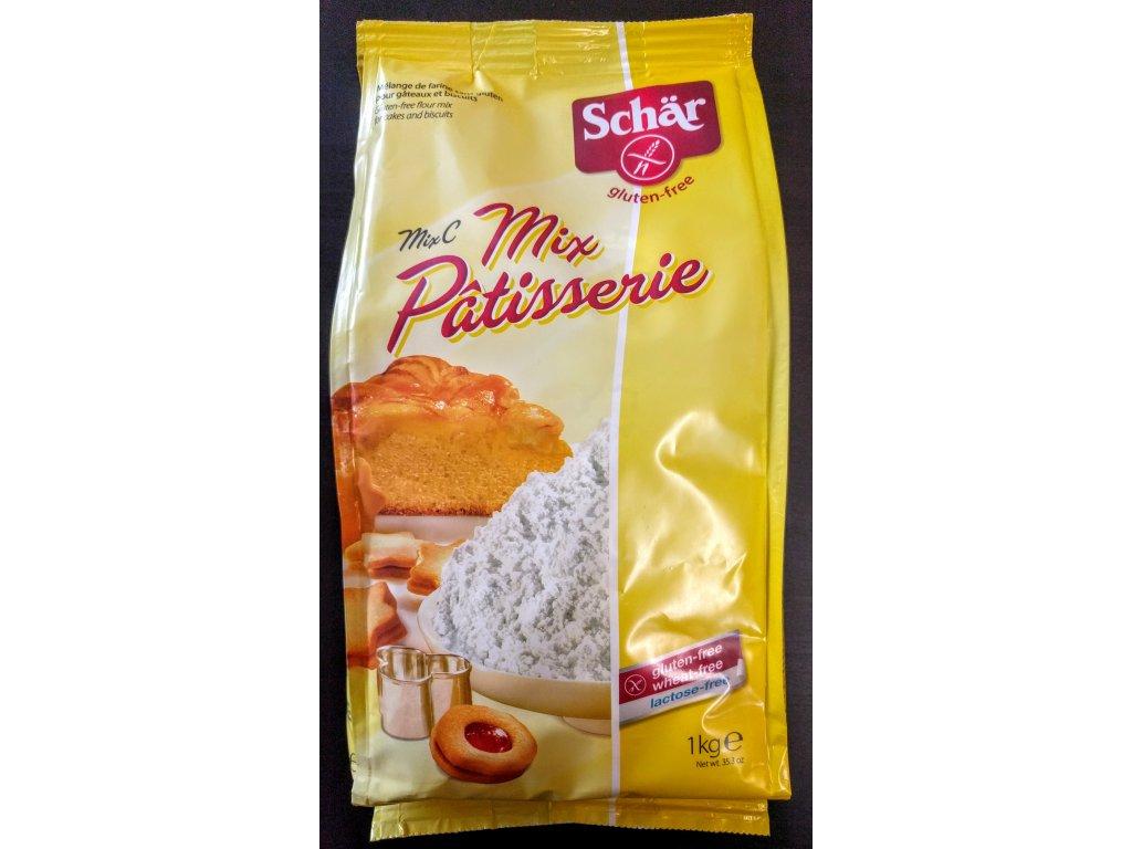 Schär Mix C - Mix Pâtisserie 1000g - samokypřící