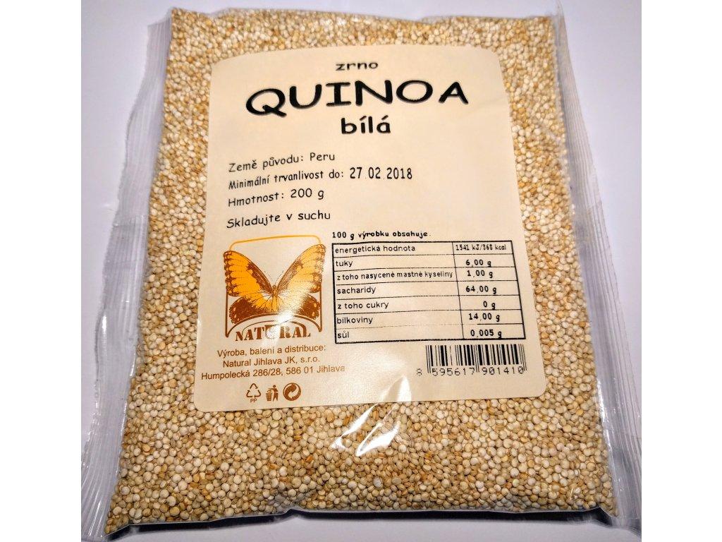 quinoaBila ZijemeBezLepku