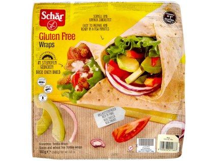schaer tortila 160g
