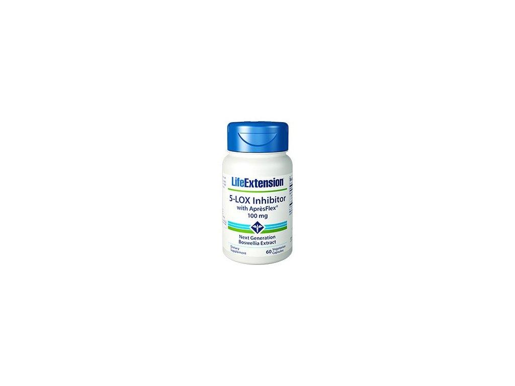 5-LOX Inhibitor with ApresFlex,100mg,60 vegetariánských kapslí