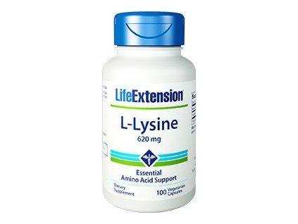 L-Lysine 620mg, 100 kapslí