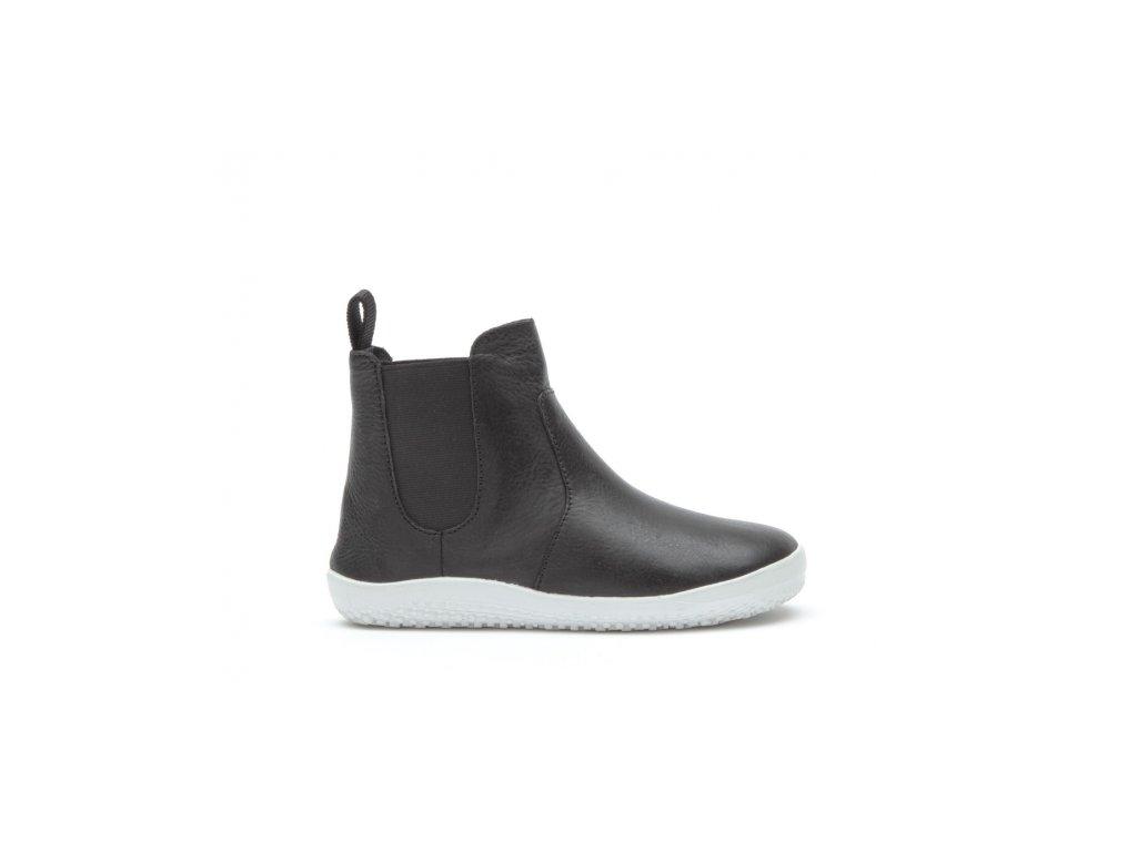 Vivobarefoot FULHAM K Leather Black
