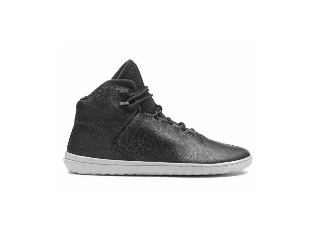 Vivobarefoot BOROUGH M Leather Black