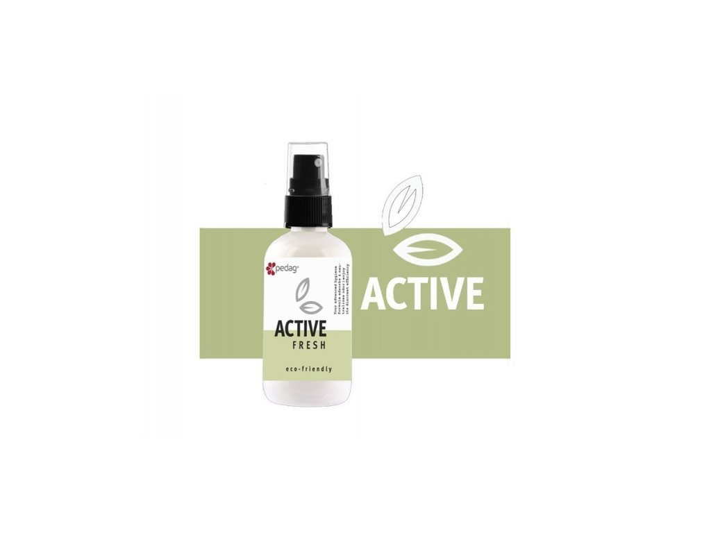 Pedag ECO FRIENDLY ACTIVE FRESH 150ml Antibakteriální spray