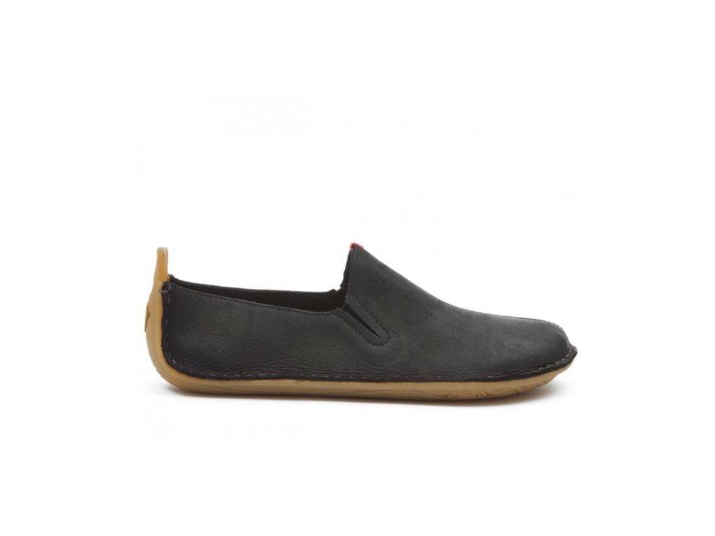 Vivobarefoot ABABA M Leather Black