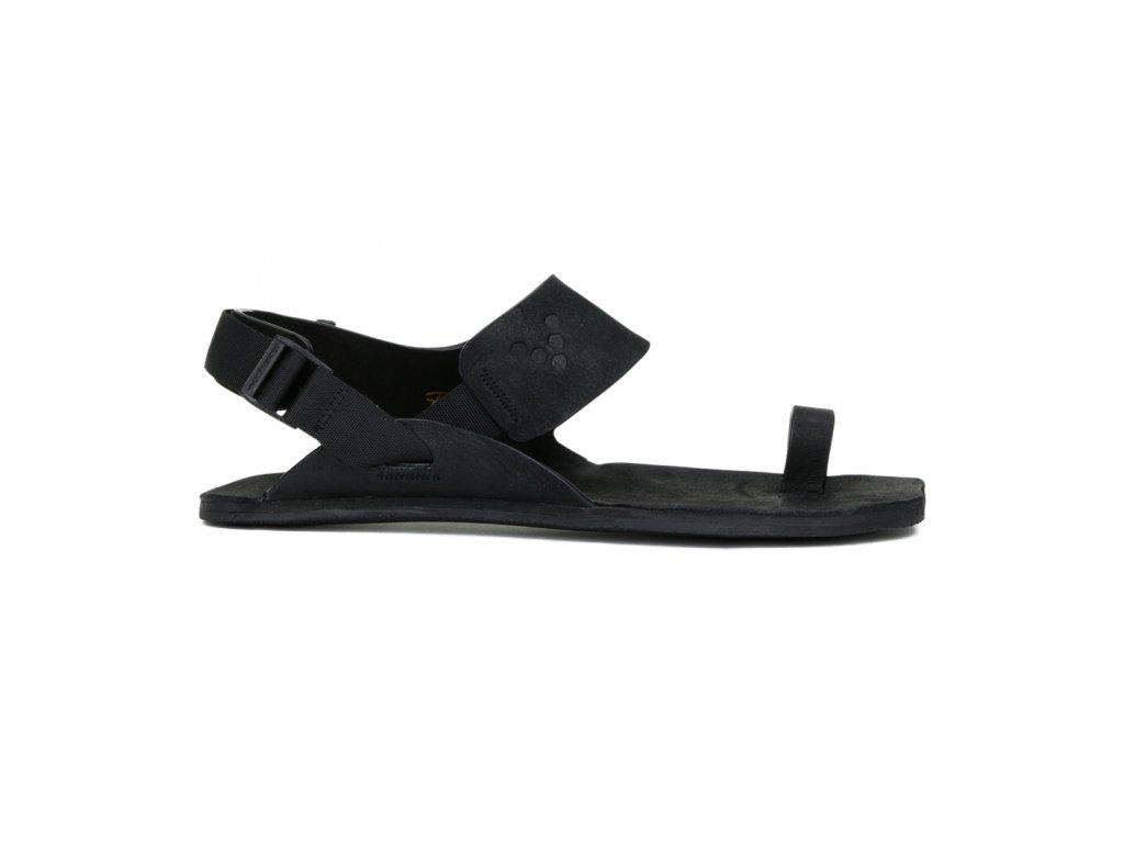 Vivobarefoot ATANI L Obsidian Leather
