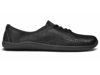 Vivobarefoot MIA J Leather Black