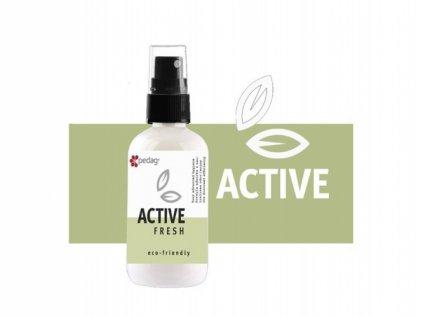 Pedag ECO FRIENDLY ACTIVE FRESH 150ml Antibakteriální spray