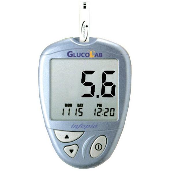 Glukometry